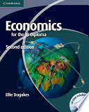 Books - Economics For The Ib Diploma Coursebook With Cd-Rom | ISBN 9780521186407