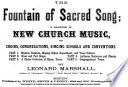 The Fountain of Sacred Song