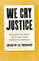 We Cry Justice Pdf/ePub eBook