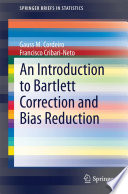An Introduction to Bartlett Correction and Bias Reduction