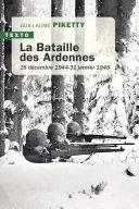 Pdf La Bataille des Ardennes Telecharger