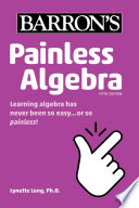link to Painless algebra in the TCC library catalog
