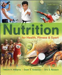 Combo  Loose Leaf Version of Nutrition for Health  Fitness   Sport with Connect Access Card
