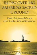 Rediscovering America's Sacred Ground