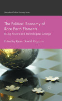 Pdf The Political Economy of Rare Earth Elements Telecharger