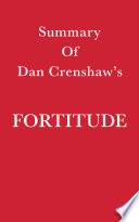 Summary of Dan Crenshaw s Fortitude