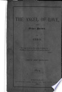 The Angel of Love  and Other Poems  By Zero