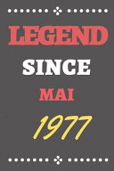 Legend Since Mai 1977