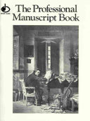 The Professional Manuscript Book