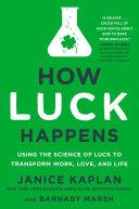 How Luck Happens Pdf/ePub eBook