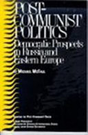Post Communist Politics