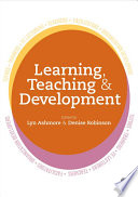 Learning  Teaching and Development