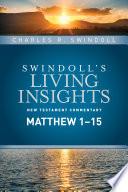 Insights on Matthew 1  15
