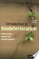 Introduction to Biodeterioration Book