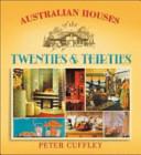 Australian Houses of the Twenties and Thirties