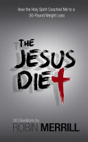 The Jesus Diet Pdf/ePub eBook