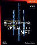 Programming with Managed Extensions for Microsoft Visual C   NET  Version 2003