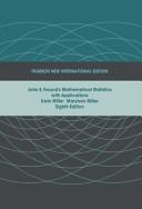 John E  Freund s Mathematical Statistics with Applications