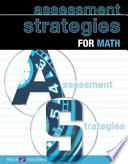 Assessment Strategies for Math