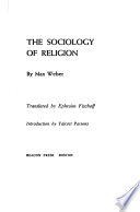 The Sociology of Religion.epub