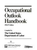 Occupational Outlook Handbook Book