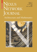 Nexus Network Journal 11,3 [Pdf/ePub] eBook