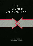 The Structure of Conflict Pdf/ePub eBook