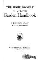 Home Owners  Complete Garden Handbook