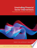 Unwinding Financial Sector Interventions