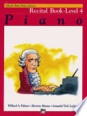Alfred's Basic Piano Course Recital Book