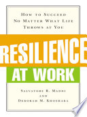 Resilience at Work Book