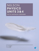 Nelson Physics Units 3 and 4 for the Australian Curriculum