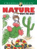 Creative Haven Nature Dot-to-Dot