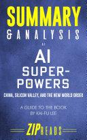 Summary & Analysis of AI Superpowers [Pdf/ePub] eBook