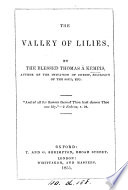 The Valley Of Lilies
