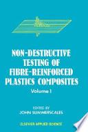 Non Destructive Testing of Fibre Reinforced Plastics Composites