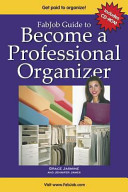 FabJob Guide to Become a Professional Organizer