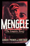 Mengele Book PDF
