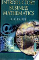 Introductory Business Mathematics