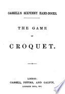The game of croquet