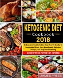 Ketogenic Diet Cookbook 2018
