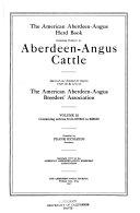 The American Aberdeen-Angus Herd-book ebook