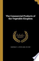 COMMERCIAL PRODUCTS OF THE VEG