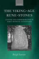 The Viking age Rune stones