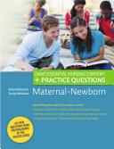 Maternal-Newborn Davis Essential Nursing Content + Practice Questions