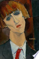 Modigliani Madame Tisling Notebook