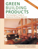 Green Building Products  3rd Edition