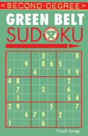 Second-Degree Green Belt Sudoku (R)