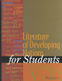 Literature Of Developing Nations For Students