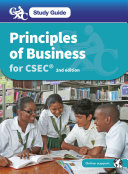 CXC Study Guide: Principles of Business for CSEC®